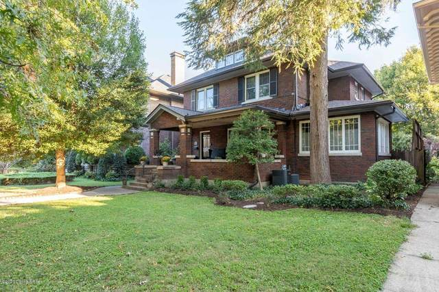1227 Cherokee Rd, Louisville, KY 40204 (#1573129) :: The Price Group
