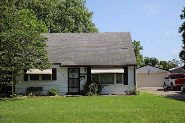 5415 Wintergreen Rd, Louisville, KY 40258 (#1573163) :: The Price Group
