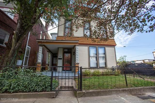 614 W Oak St, Louisville, KY 40203 (#1573192) :: Team Panella