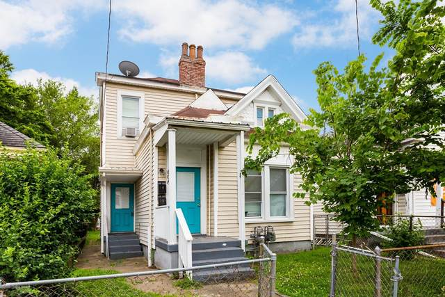 606 E Ormsby, Louisville, KY 40203 (#1573247) :: The Price Group