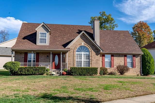 11326 Cassidy Ln, Louisville, KY 40229 (#1573313) :: Impact Homes Group