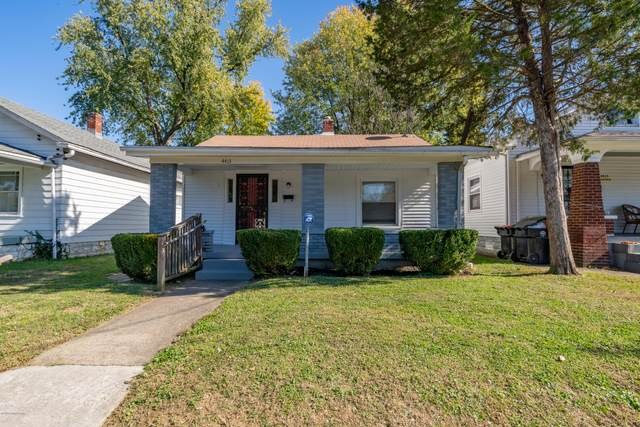 4413 Lonsdale Ave, Louisville, KY 40215 (#1573402) :: The Rhonda Roberts Team