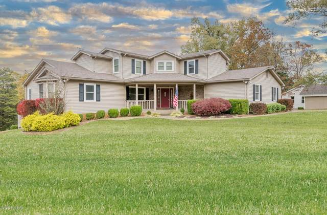 246 St Andrews Rd, Brandenburg, KY 40108 (#1573557) :: Team Panella