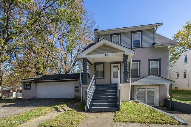 415 James, Louisville, KY 40206 (#1573581) :: The Price Group