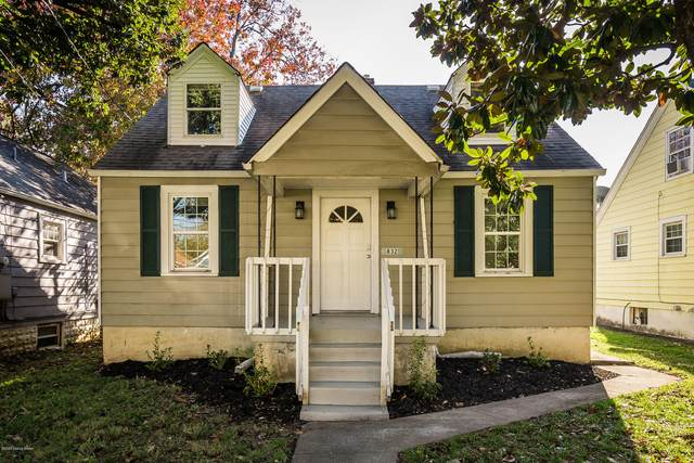 832 Beecher St, Louisville, KY 40215 (#1573585) :: The Price Group