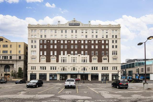 604 S 3rd St #805, Louisville, KY 40202 (#1573694) :: The Price Group