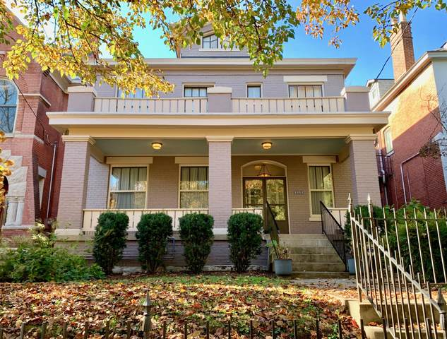1352 S 1st, Louisville, KY 40208 (#1573890) :: The Price Group