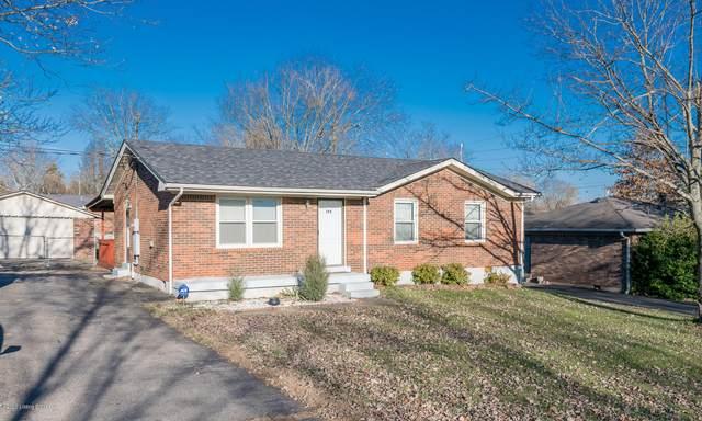 124 Texas Ave, Mt Washington, KY 40047 (#1574340) :: Impact Homes Group