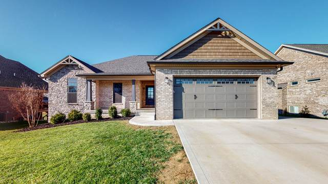 117 Bluffs Edge Court, Mt Washington, KY 40047 (#1574532) :: Team Panella