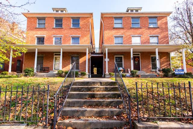 1125 S 1st St #11, Louisville, KY 40203 (#1574664) :: Impact Homes Group