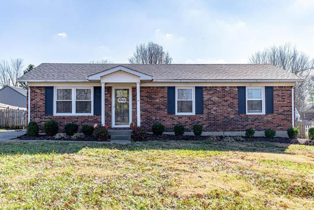 137 Hillcrest Dr, Mt Washington, KY 40047 (#1574707) :: Team Panella