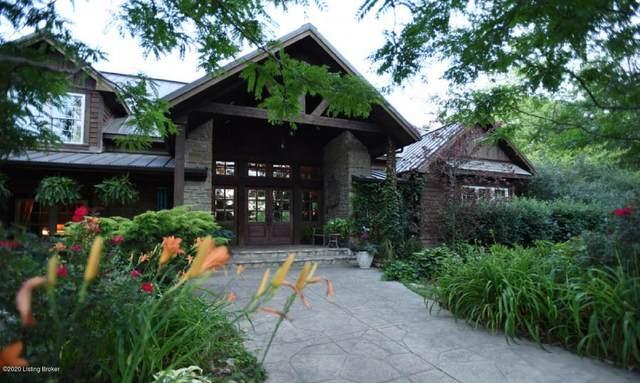 416 Zoar Church Rd, Madison, IN 47250 (#1574748) :: Team Panella