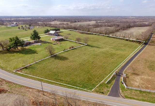 Tract 3 Zaring Mill Rd, Shelbyville, KY 40065 (#1574780) :: Team Panella