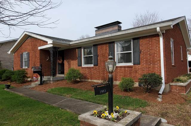 2003 Mary Catherine Dr, Louisville, KY 40216 (#1574781) :: Team Panella