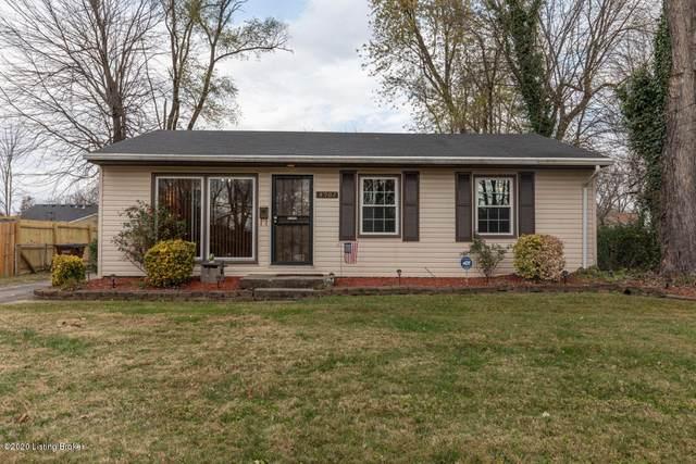 4907 Red Oak Ln, Louisville, KY 40218 (#1574830) :: Team Panella