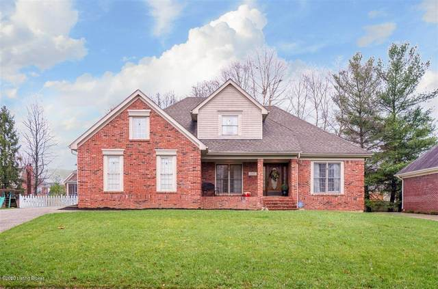 4405 Creekcrossing Dr, Louisville, KY 40241 (#1574831) :: The Sokoler Team