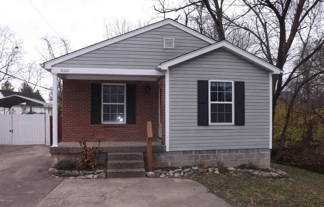 6621 E Manslick Rd, Louisville, KY 40228 (#1574920) :: Impact Homes Group