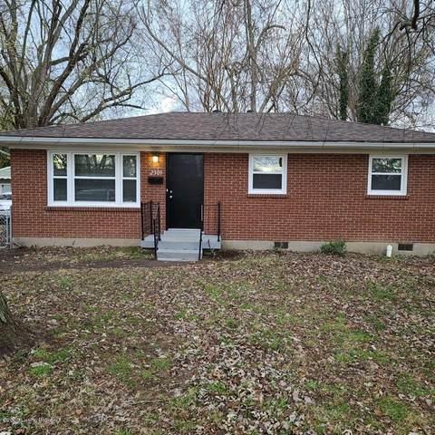2309 Dexter St, Louisville, KY 40216 (#1574951) :: Team Panella