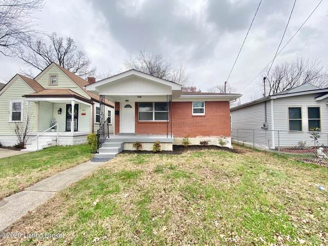 4145 S 5th St, Louisville, KY 40214 (#1575529) :: Trish Ford Real Estate Team | Keller Williams Realty