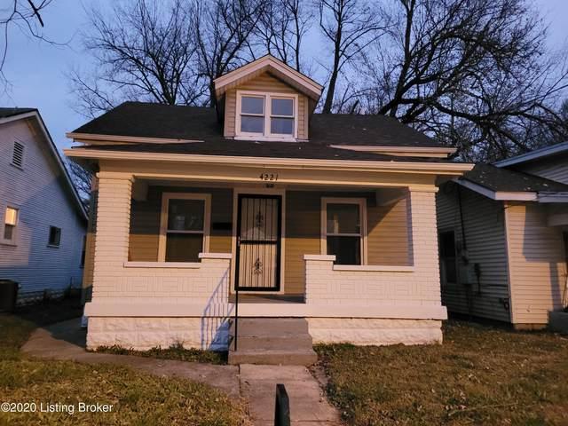 4221 Sunset Ave, Louisville, KY 40211 (#1575546) :: Team Panella