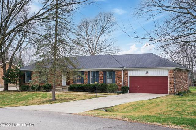 1307 Cedarbrook Rd, Goshen, KY 40026 (#1575973) :: At Home In Louisville Real Estate Group