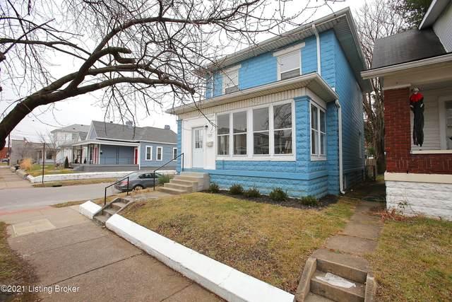1211 S Preston St, Louisville, KY 40203 (#1577302) :: Trish Ford Real Estate Team | Keller Williams Realty