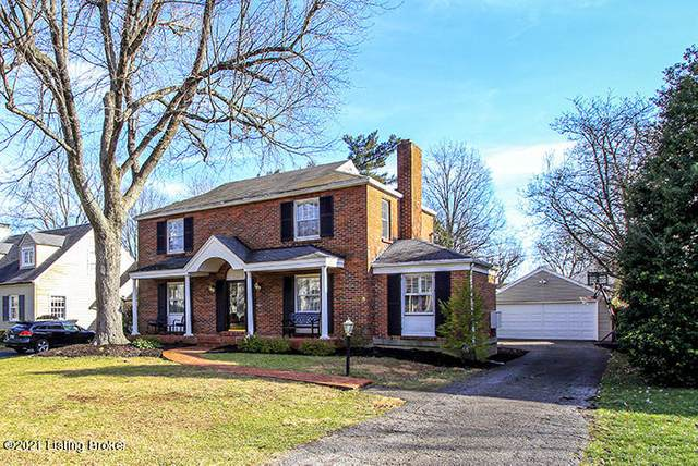 3916 Brookfield Ave, Louisville, KY 40207 (#1577402) :: The Stiller Group