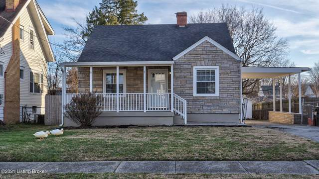 1008 Lynnhurst Ave, Louisville, KY 40215 (#1577433) :: At Home In Louisville Real Estate Group