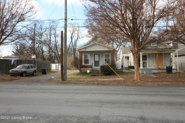 860 S 22nd St, Louisville, KY 40211 (#1577530) :: At Home In Louisville Real Estate Group