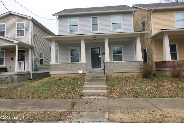 852 S 23rd St, Louisville, KY 40211 (#1577535) :: At Home In Louisville Real Estate Group