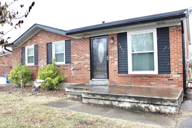 7415 Hallmark Dr, Louisville, KY 40258 (#1577547) :: Team Panella