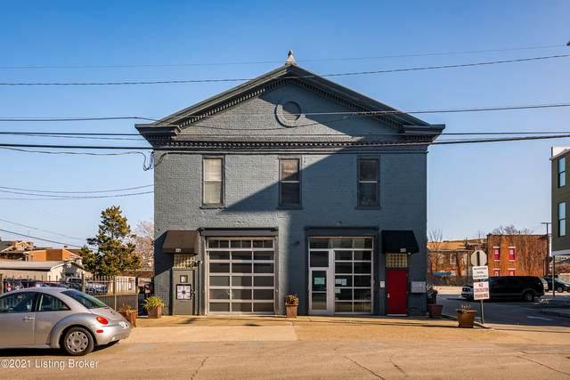 223 S Hancock St C, Louisville, KY 40202 (#1577615) :: The Price Group