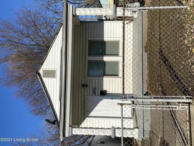 326 N 27th St, Louisville, KY 40212 (#1577637) :: The Sokoler Team