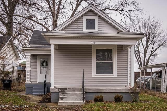 933 Dresden Ave, Louisville, KY 40215 (#1577639) :: The Sokoler Team