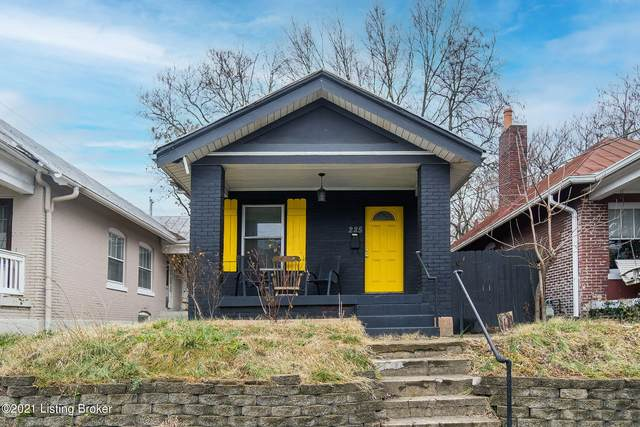225 E Burnett Ave, Louisville, KY 40208 (#1577652) :: The Sokoler Team