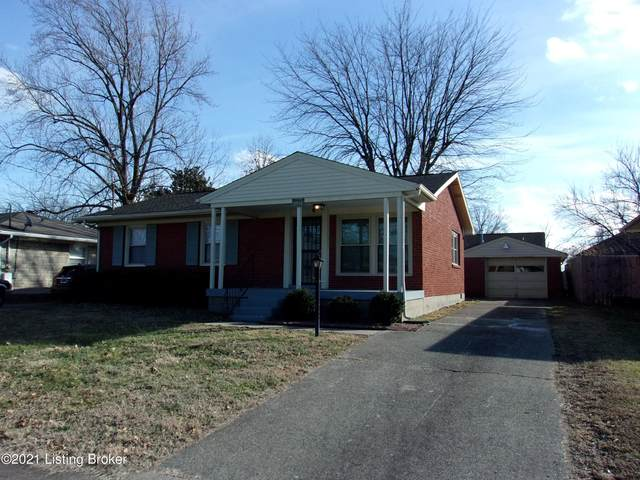 3412 Twin Oak Ln, Louisville, KY 40219 (#1577661) :: The Sokoler Team