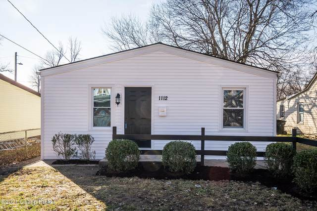 1112 W Whitney Ave, Louisville, KY 40215 (#1577708) :: The Stiller Group