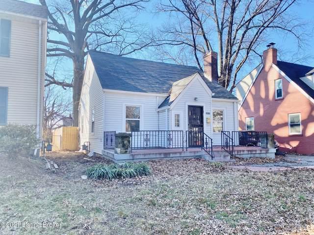 1518 Larchmont Ave, Louisville, KY 40215 (#1577881) :: Team Panella