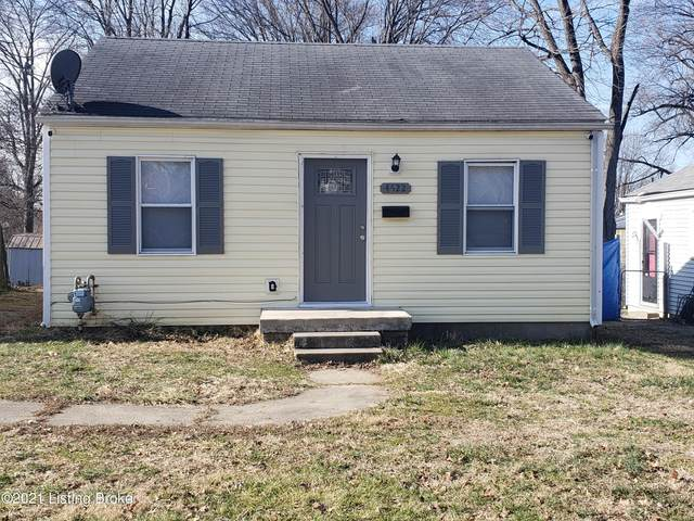 4622 N Rutland Ave, Louisville, KY 40215 (#1577911) :: Impact Homes Group