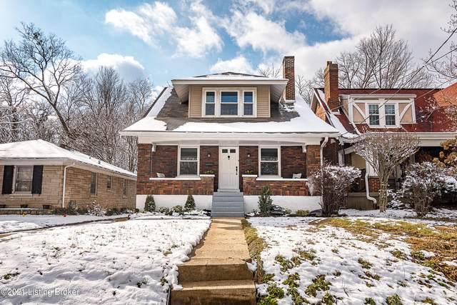 356 Hillcrest Ave, Louisville, KY 40206 (#1578541) :: Trish Ford Real Estate Team   Keller Williams Realty
