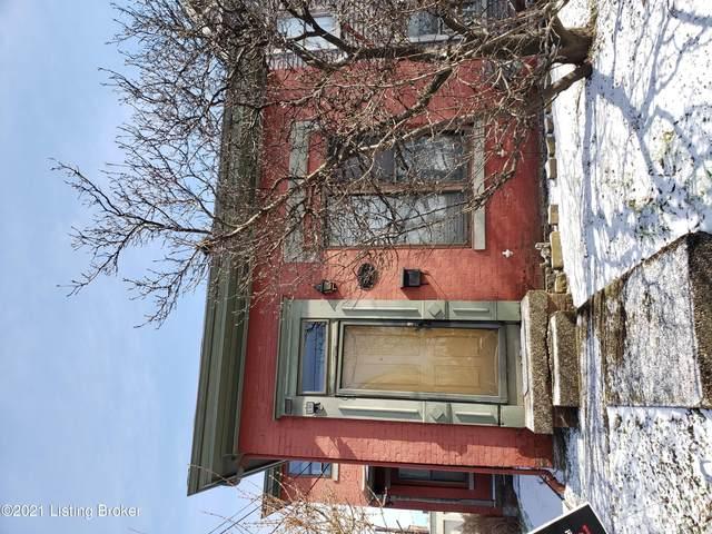 1015 S 7th St, Louisville, KY 40203 (#1578986) :: Team Panella