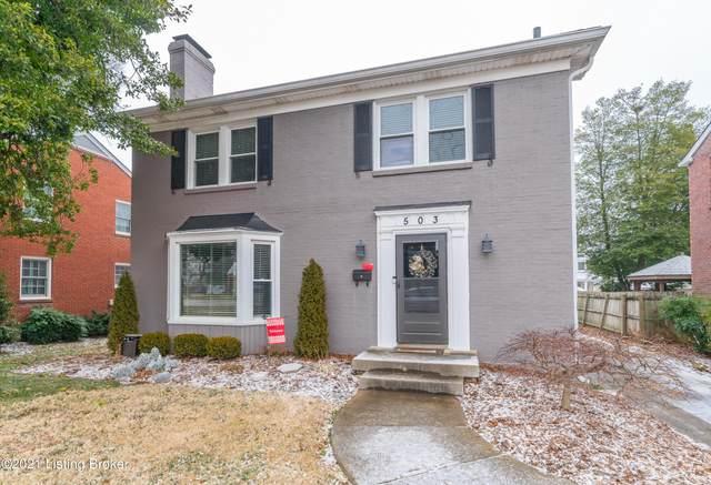 503 Breckenridge Ln, Louisville, KY 40207 (#1579008) :: Trish Ford Real Estate Team   Keller Williams Realty