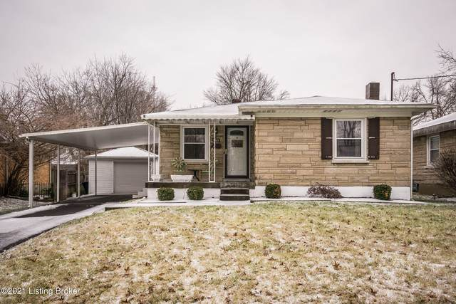 4120 Millcreek Dr, Louisville, KY 40216 (#1579135) :: Impact Homes Group