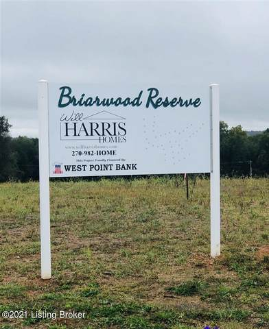 Lot 105 Briarwood Forest, Elizabethtown, KY 42701 (#1579239) :: At Home In Louisville Real Estate Group