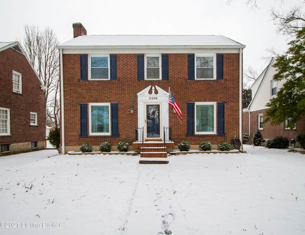 3406 Hycliffe Ave, Louisville, KY 40207 (#1579288) :: Team Panella