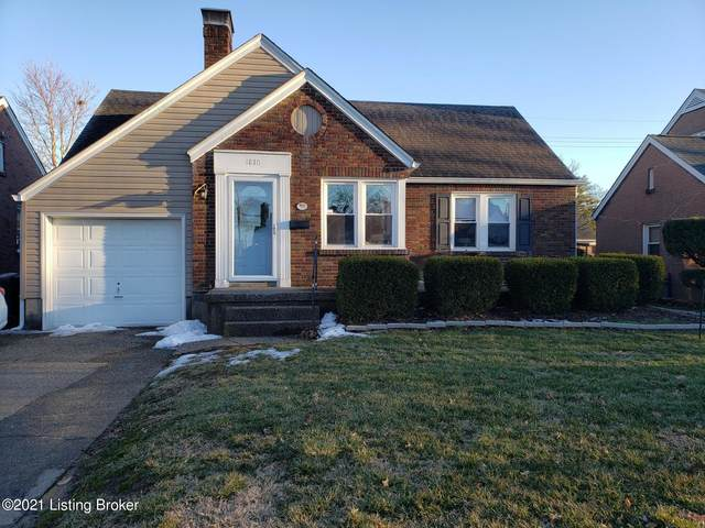 1010 Greenleaf Rd, Louisville, KY 40213 (#1579747) :: Impact Homes Group