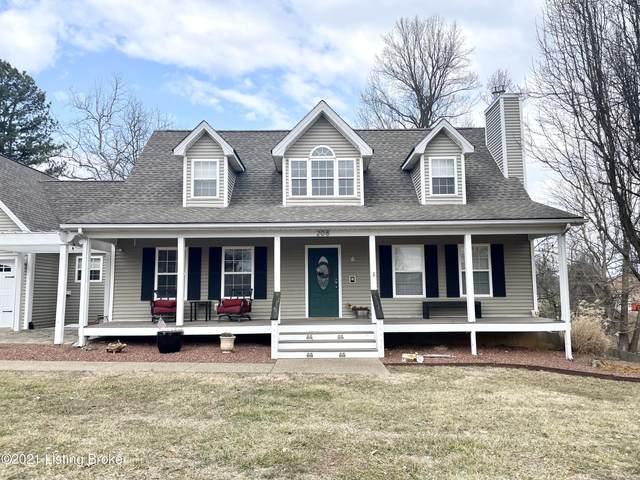 208 Fowler Ln, Elizabethtown, KY 42701 (#1580252) :: Impact Homes Group