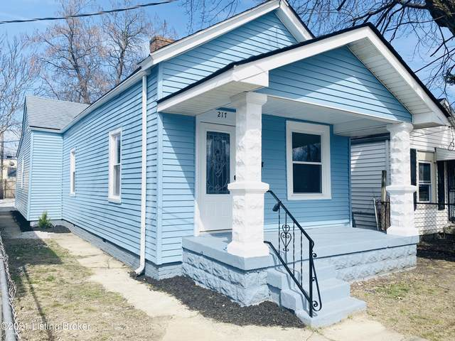 217 Hiawatha Ave, Louisville, KY 40209 (#1580325) :: Trish Ford Real Estate Team | Keller Williams Realty