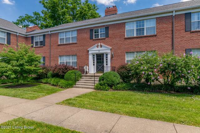 114 Crescent Ave E4, Louisville, KY 40206 (#1580660) :: The Stiller Group