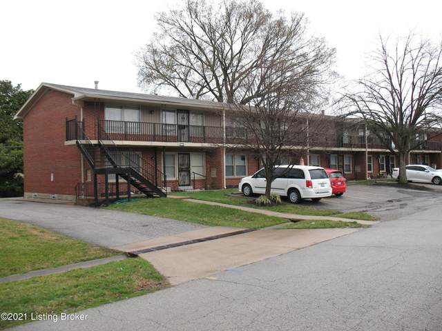 3507 Paragon Ct #15, Louisville, KY 40218 (#1581025) :: Impact Homes Group